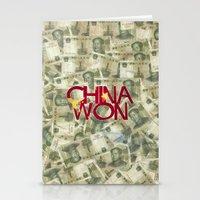 China Won Stationery Cards