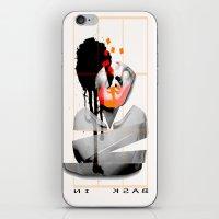 Bask In iPhone & iPod Skin