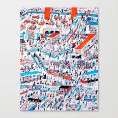 MBK Canvas Print
