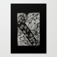 Drawing 3 Canvas Print