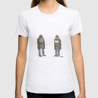Mummies Womens Fitted Tee Ash Grey SMALL