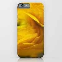 Soft Ranunculus iPhone 6 Slim Case