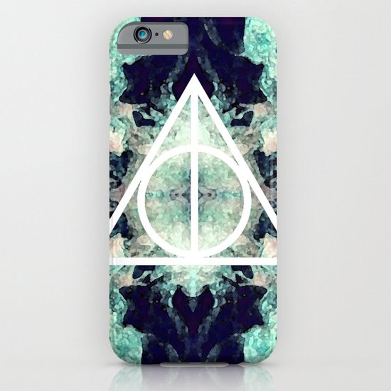 Deathly Hallows iPhone & iPod Case