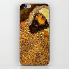 Mr EBENEZER iPhone & iPod Skin