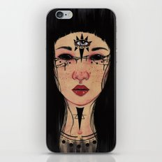 Happy Halloween iPhone & iPod Skin