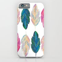 iPhone & iPod Case featuring feather fully by guidtati