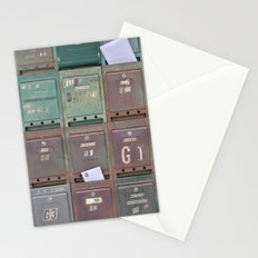 Mailboxes I Stationery Cards