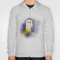 The Calm Owl Hoody