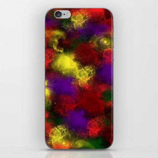 Outta This World iPhone & iPod Skin
