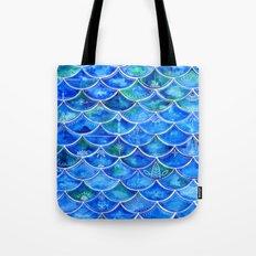 Mermaid Dreaming Tote Bag