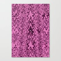 Spattern2 Canvas Print