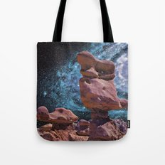 Space Rock Tote Bag