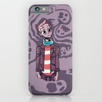iPhone & iPod Case featuring Ghosties by Bridget Willoughby