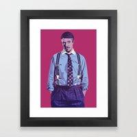80/90s - LF Framed Art Print