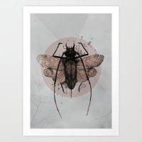 Nightfall 30 Art Print