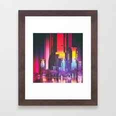 CRUSHED CHROME (everyday… Framed Art Print