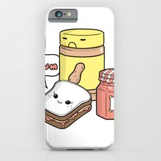 Friends Go Better Together 7/7 - Bread, Peanut Butter and Jam iPhone 6 Slim Case