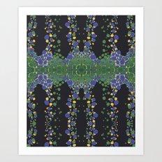 oil&water Art Print