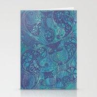 Nite Owl Stationery Cards
