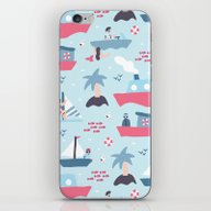 The Ocean iPhone & iPod Skin