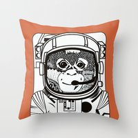 Searching for human empathy 2 Throw Pillow