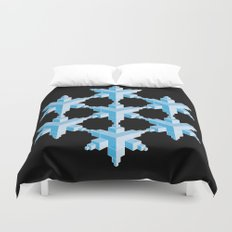 Glass House Duvet Cover