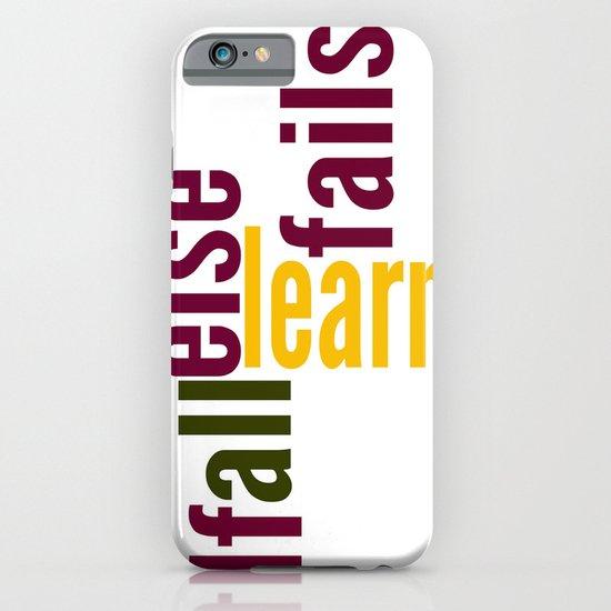 Learn iPhone & iPod Case