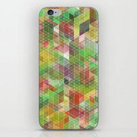 Panelscape - #6 Society6… iPhone & iPod Skin