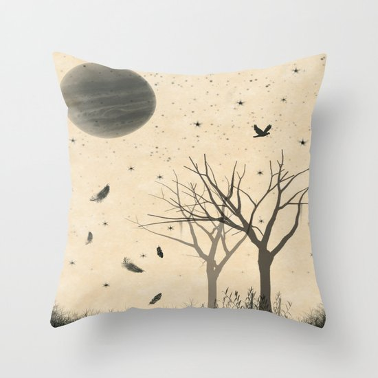 When I dream Throw Pillow