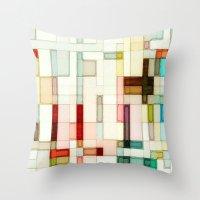 Delicato Throw Pillow
