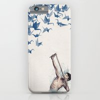 iPhone Cases featuring Lucky Shot by David Fleck