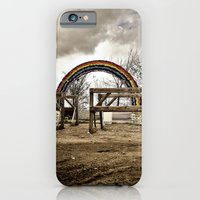 iPhone & iPod Case featuring Something Wicked This Way Comes by Flashbax Twenty Three