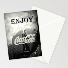 Coca Cola #2 Stationery Cards