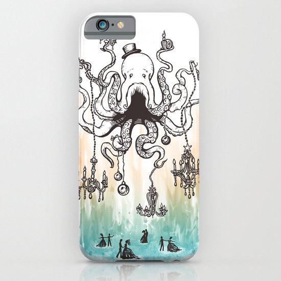Octoluminary iPhone & iPod Case