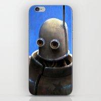 GR-1 iPhone & iPod Skin