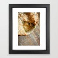 Pie! Framed Art Print