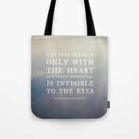III. Anything Essential … Tote Bag