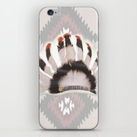 Headdress iPhone & iPod Skin