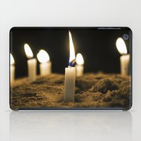Candle In The Wind iPad Case