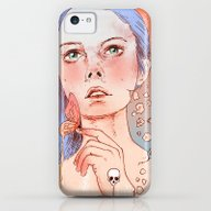 Take Me Somewhere Before… iPhone 5c Slim Case