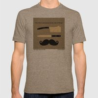 No195 My Gangs Of New Yo… Mens Fitted Tee Tri-Coffee SMALL