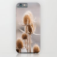 iPhone & iPod Case featuring Thistles II by Katie Kirkland Photography