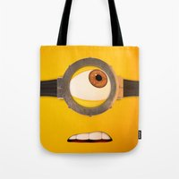 Think In Yellow... But..… Tote Bag