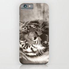 Tiger Cub 1 iPhone 6s Slim Case