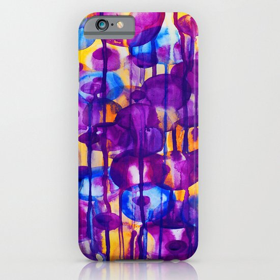Watercolor - 4 iPhone & iPod Case