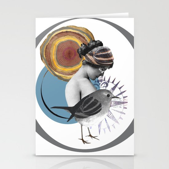 Navigate Home Stationery Card