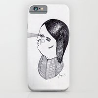 iPhone & iPod Case featuring Apache Godfather by Topiz