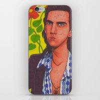Spotty Nick iPhone & iPod Skin