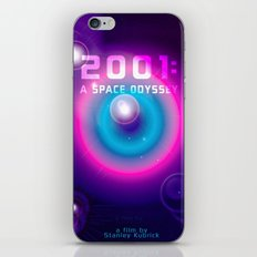 2001 A Space Odyssey iPhone & iPod Skin