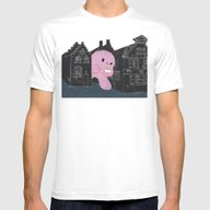 In Bruges I Mens Fitted Tee White SMALL